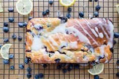 Recipe:+Blueberry+Lemon+Yogurt+Loaf