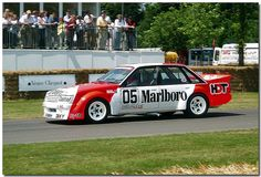 Peter Brock Holden Touring Car.