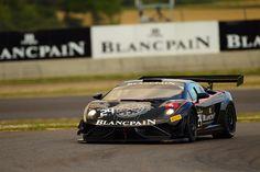 Blancpain Sprint Series : Débuts encourageants pour le tandem Kox/Hayek