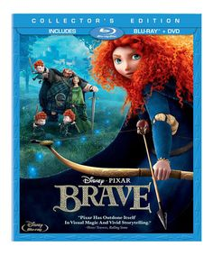 This Brave Three-Disc Blu-Ray & DVD Set by Brave is perfect! #zulilyfinds