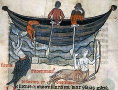 Onocentauro del manuscrito Sloane
