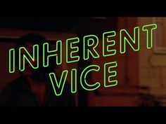 Inherent Vice (2014) Blu-ray movie title