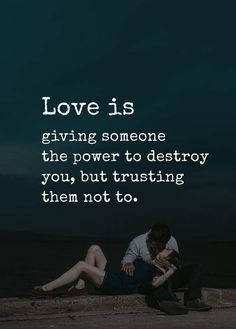 True, but it is also about 'the power to build future together' . can you change this mind set? Be faithful and love n help each other True Quotes, Great Quotes, Words Quotes, Wise Words, Inspirational Quotes, Inspiring Sayings, Funny Quotes, Relationships Love, Relationship Quotes
