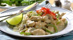 Chicken a la king: The Banting Chef Banting Diet, Banting Recipes, Healthy Recipes, Lchf, Banting Bread, Easy Recipes, Healthy Food, Healthy Eating, Chicken Menu