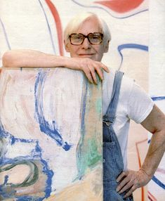 Willem de Kooning - NY Times Magazine cover 1983 | by Jan Lombardi