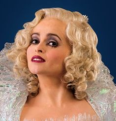 Cinderella 2015 - The Fairy Godmother Cosplay Wig Version 01 Fairy Godmother Costume, Godmother Dress, Cinderella Fairy Godmother, Cinderella Live Action, Cinderella 2015, Cinderella Dresses, Helena Bonham Carter, Costume Makeup, Disney Outfits