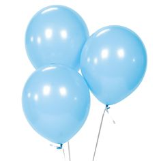 From www.orientaltrading.com/latex-light-blue-balloons-a2-13599563.fltr?prodCatId=551267+1256. This is Light Blue Latex Balloons, perfect for decoration AND in North Fayette Valley color of Blue.