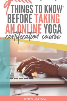 Want to become a kids yoga instructor? Here are 9 things to know before taking an online certification course. Get started teaching yoga with these easy tips. Yoga For Kids, Exercise For Kids, Fitness Certification, Money And Happiness, Childrens Yoga, Mindfulness For Kids, Fitness Activities, Yoga Teacher Training, Yoga Tips