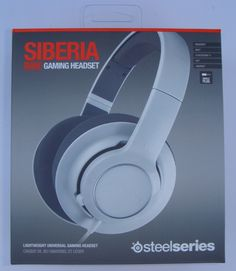 The SteelSeries SIBERIA RAW Gaming Headset is a light weight gaming headset giving most of the value for money for gamer. Check Here:- http://bit.ly/1N31qSm