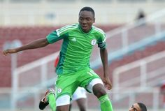 Arsenal chase young Nigerian MidfielderEchoing latest football gist