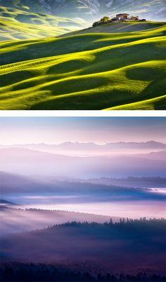 Landscape Photography by Boguslaw Strempel | Inspiration Grid | Design Inspiration