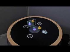 [SIGGRAPH ASIA]立体映像の初音ミクを360度全方位から見られる,驚きの立体視ディスプレイ「fVisiOn」 - 4Gamer.net