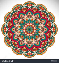 Find Flower Mandalas Vintage Decorative Elements Oriental stock images in HD and millions of other royalty-free stock photos, illustrations and vectors in the Shutterstock collection. Thousands of new, high-quality pictures added every day. Mandala Art, Mandala Drawing, Mandala Painting, Dot Painting, Flower Mandala, Indian Mandala, Mandala Pattern, Ornament Pattern, Oriental Pattern