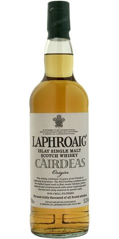 Laphroaig Cairdeas Origin  Single Malt Scotch Whisky