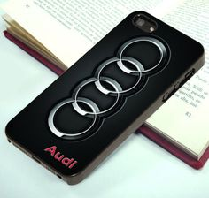 Audi Logo  iPhone 4,5,6 Case Samsung Galaxy S7/s6/s5/s4/s3 Case