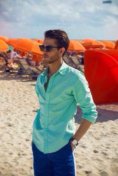 Men's Beach Fashion