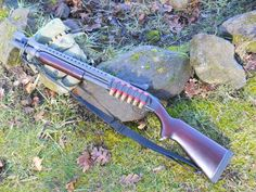 Mossberg with Wood Furniture Survival Weapons, Weapons Guns, Guns And Ammo, Survival Kit, Mossberg Shotgun, Tactical Shotgun, Mossberg 500, Tactical Gear, Combat Shotgun
