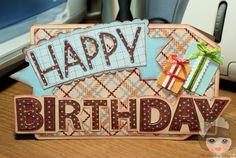 Hubby's Birthday Card