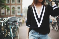 Time for Fashion » SS 2014 Trends: Cricket Sweater
