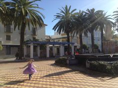 Plaza Laguna, Ayamonte. Great place to grab a coffee, people watch and let the kids enjoy the outdoors. #ayamonte #huelva #spain