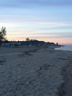 Before sunset. Looking at the condos at Mai Tiki :)