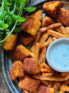 LAKSENUGGETS – Mat Til Familien Ethnic Recipes, Food, Essen, Meals, Yemek, Eten