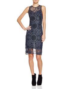 Charlie Jade Lace Sheath Dress