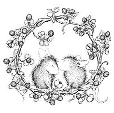 house mouse designs coloring pages - photo#29