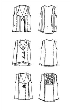 Clipart 9iRRj4XLT besides 350556003273 additionally Womens Fashion Sketch Templates as well I love skulls further Haken Cirkelvest. on circle vest pattern