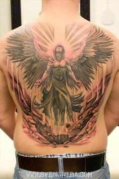 Black And Gray | Arte Tattoo - Fotos e Ideias para Tatuagens