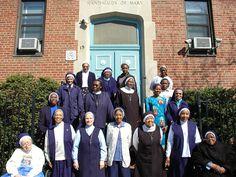 The Franciscan Handmaids of Mary, Harlem, NY