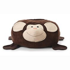 Bumpidoodle 'Mason Monkey' Plush Pillow With Personality - Sears | Sears Canada