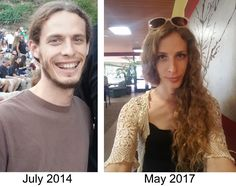 Male To Female Transition, Mtf Transition, Transgender Before And After, Trans Mtf, Gender Change, Male To Female Transformation, Transgender Mtf, New Girl, Role Models