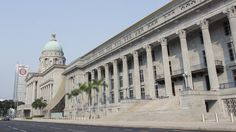 After undergoing five years of construction and refurbishment work, the National Gallery Singapore has finally opened its doors.