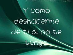 Ricardo Arjona - el problema- (Letra)
