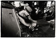 Tim Armstrong of Rancid @ CBGB's 2003