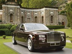 Ultimate Rolls Royce with 9.0 liter V16 engine                illtake the house in the background too