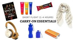 How to Pack the Perfect In-Flight Carry-On