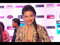 Gauhar Khan GORGEOUS at Mumbai's Most Stylish Awards 2015.