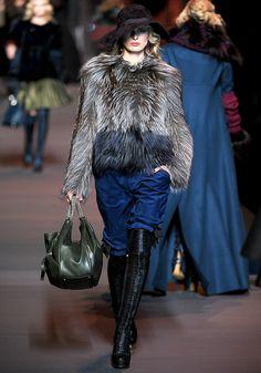 Christian Dior, Fall 2011