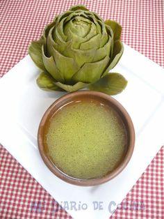 Alcachofa con limón