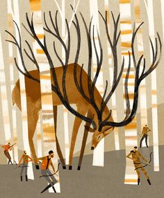 Reader's Digest - Keith Negley