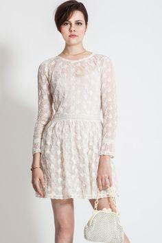 Vestido Vintage Lovelace