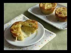 Tortini di patate dal cuore filante, ricetta