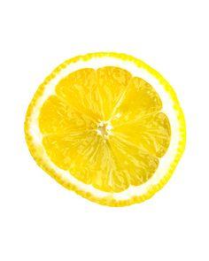 "Lemon Art, Still Life Food Photography, Fruit Print, Yellow Kitchen Art Print, 8x10"""