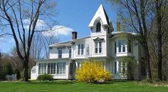 Historic House blog--love this! Tons of old houses