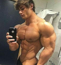Gymspiration with Jeff Seid http:& Fitness Models, Tips Fitness, Fitness Gear, Fitness Motivation, Daily Motivation, Health Fitness, Biceps, David Laid, Jeff Seid