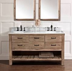 Image result for double bowl vanity