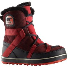 Sorel Glacy Explorer Shortie Boot ($81) ❤ liked on Polyvore featuring shoes, boots, water proof boots, breathable boots, sorel, sorel shoes and breathable waterproof shoes