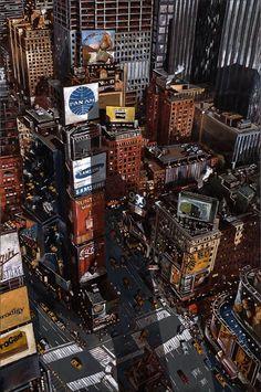 C- Times Square - 80 x 120 cm - 1600 € - next picture
